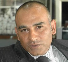 Aggressive Arrogant Aamer Sohail. Extremely rude and disrespectful to seniors and wants to be the new Chairman of the PCB