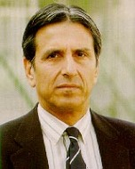 Majid Khan former Chairman of the PCB, known for his hot tempers and hot headedness
