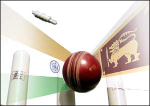 "For various reasons, Test cricket between India and Sri Lanka is being called ""Asian Ashes"""