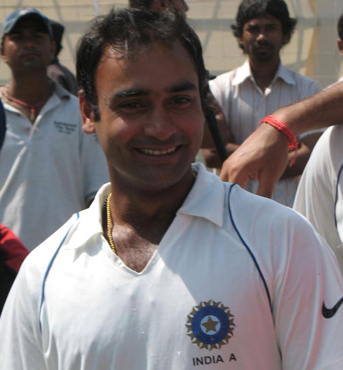 Mishra has a long way to go for India