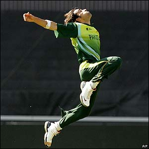 Umar Gul is on the rise