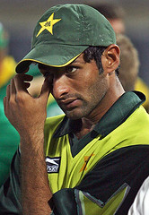 Malik disappointed fans once again with his lacklustre captaincy
