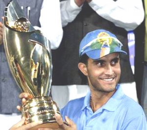 Ganguly The Champion