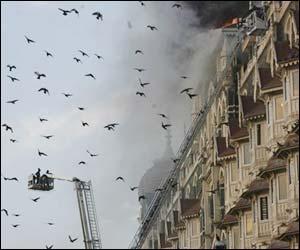 Mumbai Metroplis Rocked