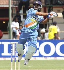 Dhoni was imperious this year, averaging 58 in ODI's and developing as a captain