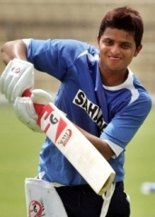 Raina established himself as a formidable middle order batsmen in 2008