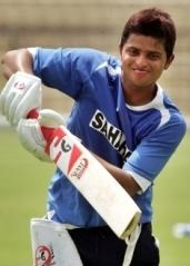 Raina established himself as a formidable middle order batsmen in 2008