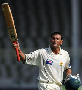 YOUNUS KHAN IN THE MAKING OF A LEGEND