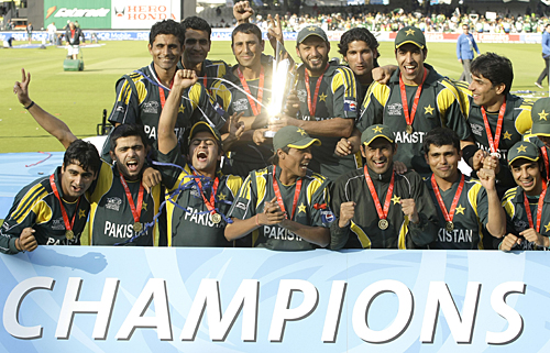 THE T20 WORLD CHAMPIONS 2009