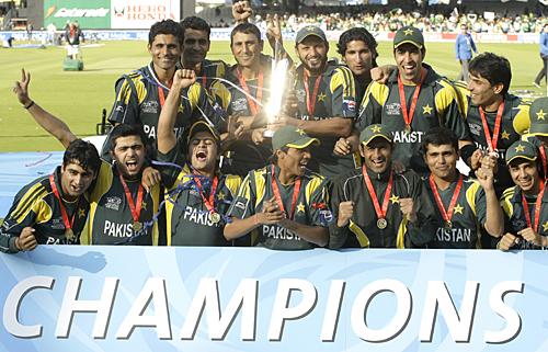 THE T20 WORLD CHAMPIONS 2009