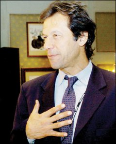 Imran Khan The Leader