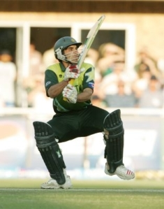 Misbah Paddling