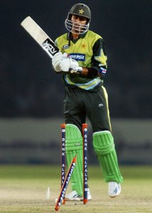 Shoaib Malik The Nothing Player