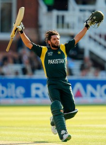 Afridi wants to be remembered as the craziest cricketer