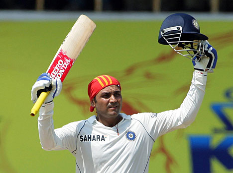 Sehwag The Enigma