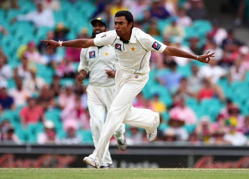 Danish Kaneria can actually fly if there was no Kamran Akmal