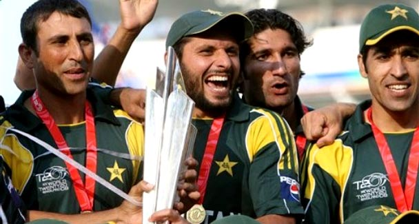 WC - ENCORE? THEN AFRIDI NEEDS TO LEAD THE TEAM