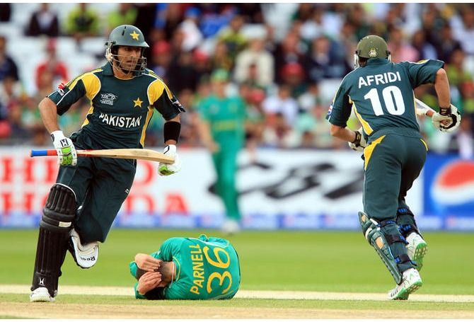 The PCB wants to see Malik to lead and happy to see the backside of Afridi