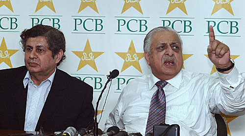"The Captain has to be from the Punjab only. ""Ijaz Butt."" Bari concurs."