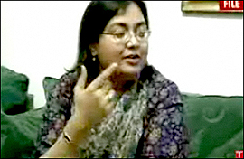 Ayesha Siddiqui - Does she look like she is telling the truth?