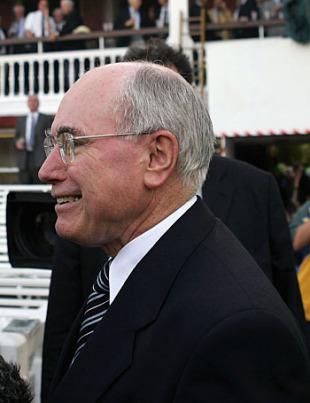 John Howard former Australian Prime Minister