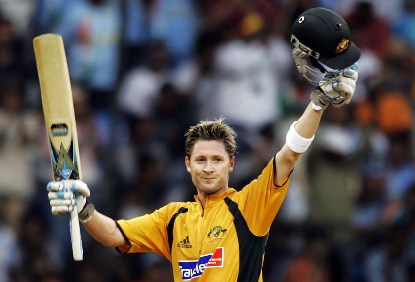 Michael Clarke can he halt Pakistan's march into the final?