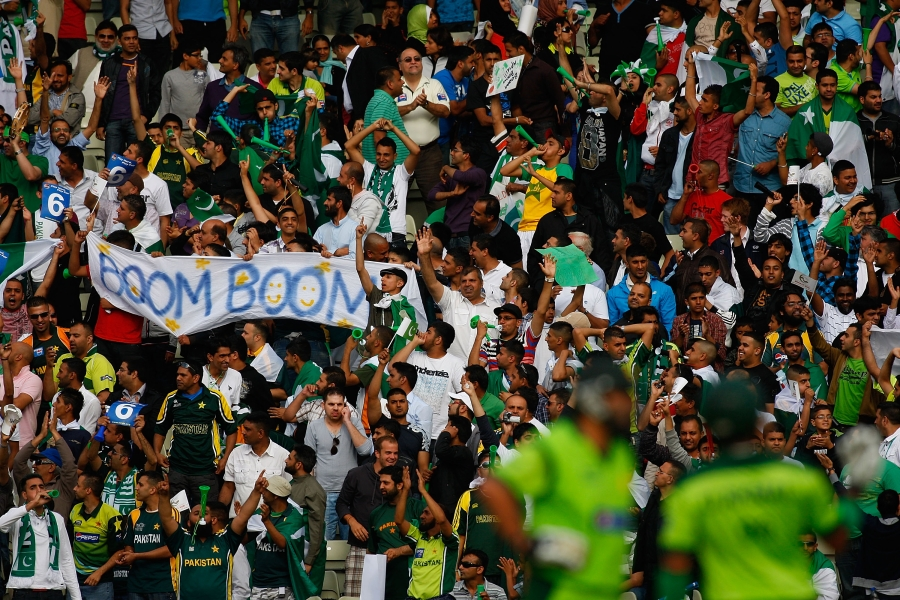 THE BOOM BOOM MANIA IS HELPING THE PAKISTANIS