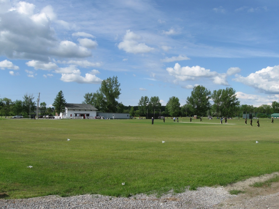 Maple Leaf Cricket Ground Ontario