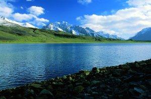 Shonser Lake Pakistan