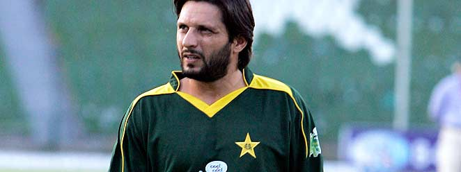 AFRIDI THE FORCE